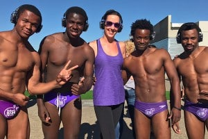 SECRET SUNRISE AND THE HOLLARD DAREDEVIL RUN UNITE TO FIGHT CANCER