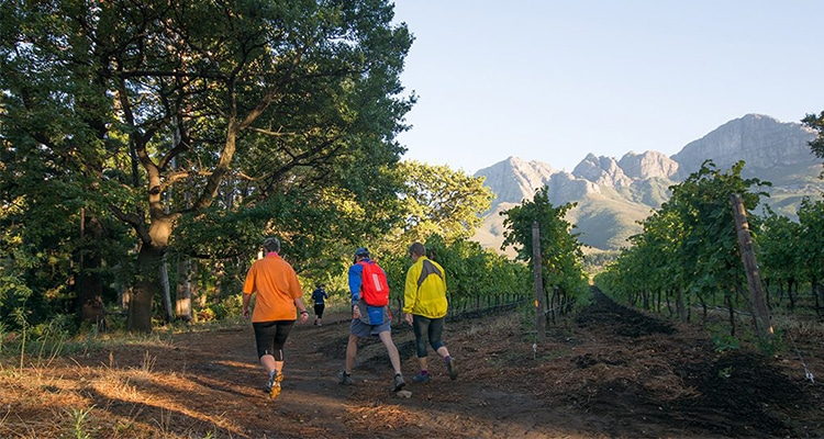 5 TIPS FOR THE GETAWAY TRAIL RUN