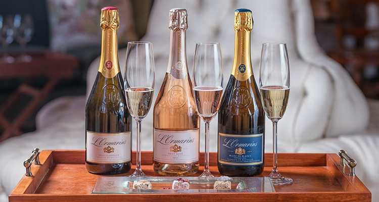 L'ORMARINS MCC AND NOUGAT - A PARING OF THE SENSES
