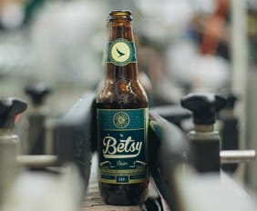 CATHY PACIFIC INTRODUCES BETSY BEER