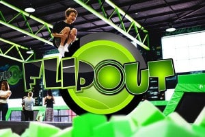FLIPOUT TRAMPOLINE ARENA OPENS FIRST STORE IN CENTURION