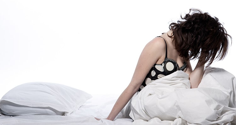 BEAT PREGNANCY NIGHT SWEATS WITH THESE TOP TIPS