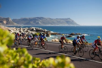 CAPE TOWN CYCLE TOUR - CONQUERING 109 KILOMETRES #CycleTour2017