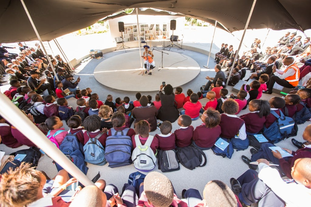 STORYTELLING INSPIRES YOUNG MINDS TO TURN WASTE INTO WORTH