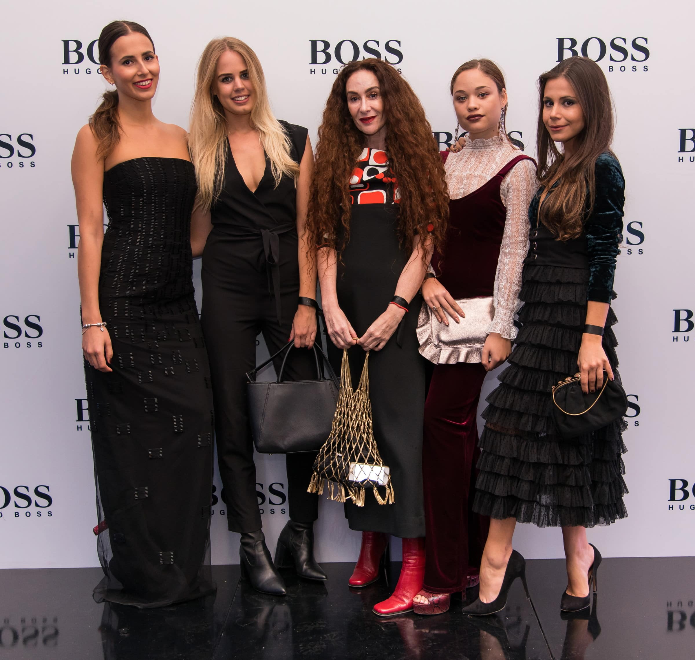 HUGO BOSS OPENS NEW BOSS STORE AT V&A WATERFRONT