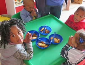 KLEIN HANDJIES PRESCHOOL AT BOSCHENDAL SETS NEW STANDARDS FOR FARM EDUCATION