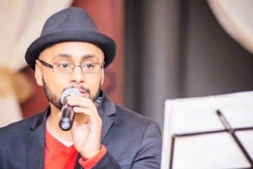 MUSIC WITH A PURPOSE - MR JAZ LAUNCHES NEW SINGLE AT CORNERSTONE INSTITUTE