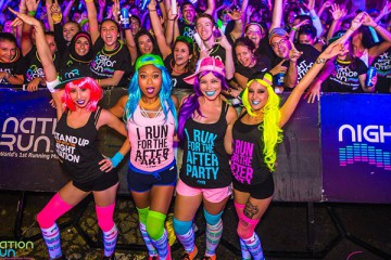 AFRICA'S FIRST EVER NIGHT NATION RUN TAKES PLACE AT GRANDWEST IN MAY 2017