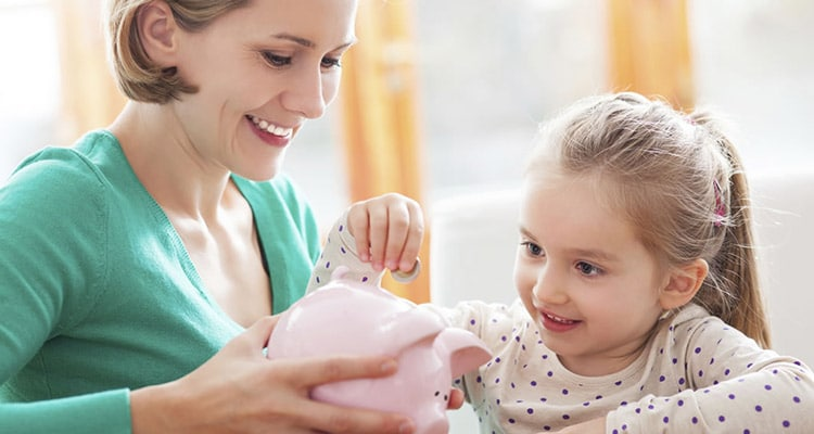 TEACH YOUR KIDS HOW TO BECOME SAVVY SAVERS