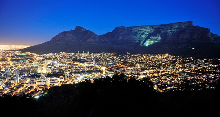WHAT IF YOU HAD 48HRS IN CAPE TOWN