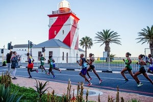 THOUSANDS RUNNING FOR PEACE AT SANLAM CAPE TOWN MARATHON