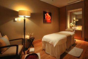 Taj Cape Town's Jiva Spa is one of the city's best hidden treasures