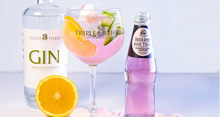 FITCH & LEEDES LAUNCHES DELIGHTFUL NEW PINK TONIC