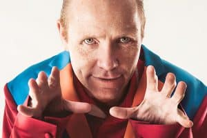 DOUBLE THE FUN WITH ANDRE THE HILARIOUS HYPNOTIST AND QUARTERDECK