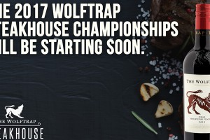 THE WOLFTRAP STEAKHOUSE CHAMPIONSHIPS 2017