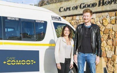 CAPE COMOOT - CHEAPEST TOURIST SHUTTLE OPENS IN CAPE TOWN