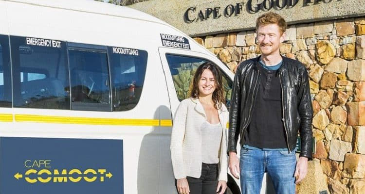 CAPE COMOOT - CHEAPEST TOURIST SHUTTLE OPENS IN CAPE TOWN