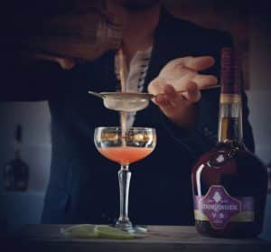 CELEBRATE SPECIAL MOMENTS WITH COURVOISIER®