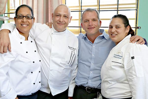 GRANDEST'S RISING STAR TO DEMO CULINARY SKILLS AT GOOD FOOD & WINE SHOW