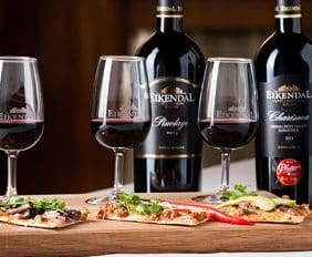 EIKENDAL VINEYARDS 2017 WINTER PIZZA & WINE PAIRING EXPERIENCE
