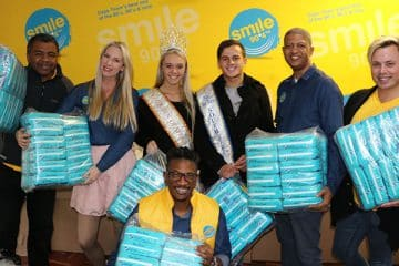 CAPETONIANS INSPIRE WITH THE SMILE 90.4FM WINTER WISH PROGRAMME