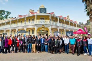 TSOGO SUN GIVES ENTREPRENEURS A PLATFORM TO SHOW AND GROW
