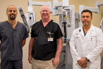 UROLOGY HOSPITAL CELEBRATES 1000 ROBOTIC SURGERIES