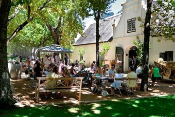 FATHER'S DAY AT BOSCHENDAL