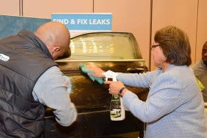 DROUGHT INTERVENTION: CITY SHOWCASE WATERLESS PRODUCTS TO CAR WASHES AND TAXI ASSOCIATIONS