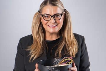 WELL-KNOWN FOOD PERSONALITY, ANÉL POTGIETER, EXPERIENCES DREAM AFTRE DREAM COMING TRUE AFTER THE AGE OF 40 - NOW A PRESENTER OF TV SHOW, BAK OF BROU