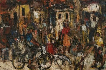 ASPIRE ART AUCTIONS PROFILES IMPORTANT BLACK SOUTH AFRICAN ART