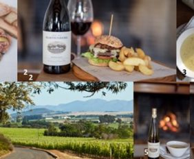 HARTENBERG WINE ESTATE 'WARMS' WINTER WITH ITS SOUL FOOD