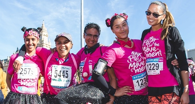 CITIES UNITE IN SUPPORT OF PINKDRIVE