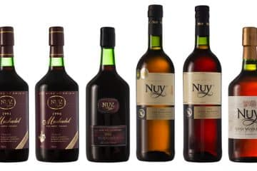 NUY WINERY MUSCADEL - THE LEGACY CONTINUES