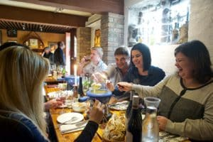 BOOK NOW FOR DELHEIM'S JAZZ AND CHEESE FONDUES