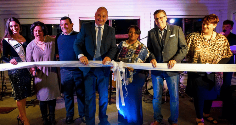 PICK N PAY KNYSNA OYSTER FESTIVAL OFFICIALLY OPENED