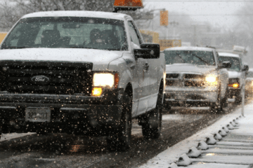 TIPS FOR MAINTAINING TYRE SAFETY THIS WINTER