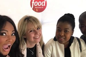SIBA MTONGANA BRINGS MORE VA VA VOOM TO FOOD NETWORK IN A BRAND NEW THIRD SERIES OF SIBA'S TABLE