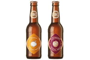 CBC INTRODUCES RASBERRY AND PEACH KRISTALL WEISS