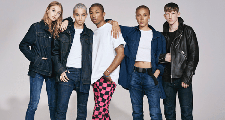 G-STAR RAW FALL 2017 CAMPAIGN