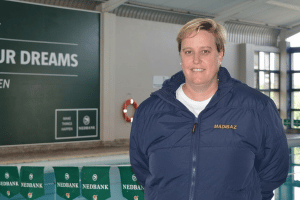 GOOSEN ON TOP OF HER GAME IN DREAM JOB