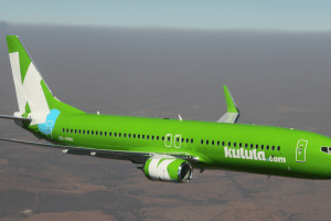 SCHWEET SIXTEEN FOR KULULA'S GREEN FLYING MACHINES