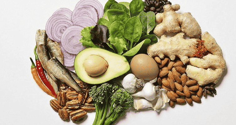 FEED THE GUT, FEED THE BODY, FEED THE BRAIN.