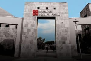 MONASH SOUTH AFRICA: EDUCATION NEEDS SOCIETY TO INNOVATE