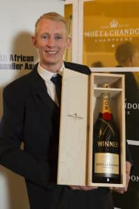 MEET SOUTH AFRICA'S BEST YOUNG SOMMELIER 2017