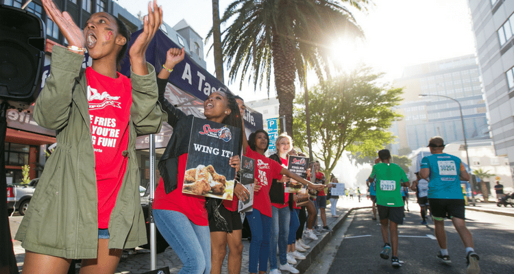 SPUR EXPANDS 'RUN YOUR CITY' PARTNERSHIP