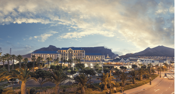 TABLE BAY HOTEL BRINGS R&R HOME TO EMPLOYEES