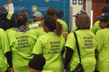CITY EXPANDS WOMEN FOR CHANGE PROGRAMME