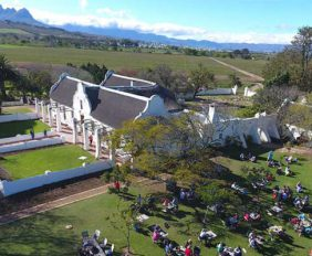 CELEBRATE INTERNATIONAL PINOTAGE DAY WITH LANZERAC WINE ESTATE