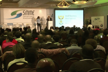 SMALL BUSINESS SET UP FOR SUCCESS AT SMME OPPORTUNITY ROADSHOW 2017 IN CAPE TOWN